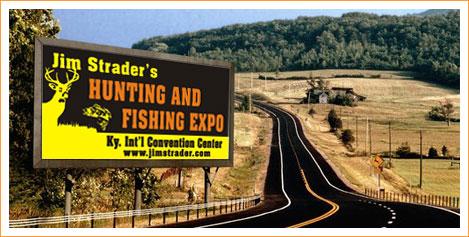 Jim strader hunting fishing expo american hunter for Hunting and fishing show